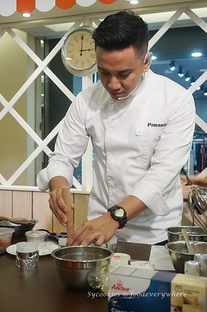 10.Panasonic Cooking House Workshop