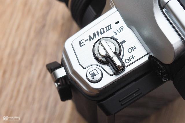 復古容貌的新刻印:Olympus E-M10 III | 17