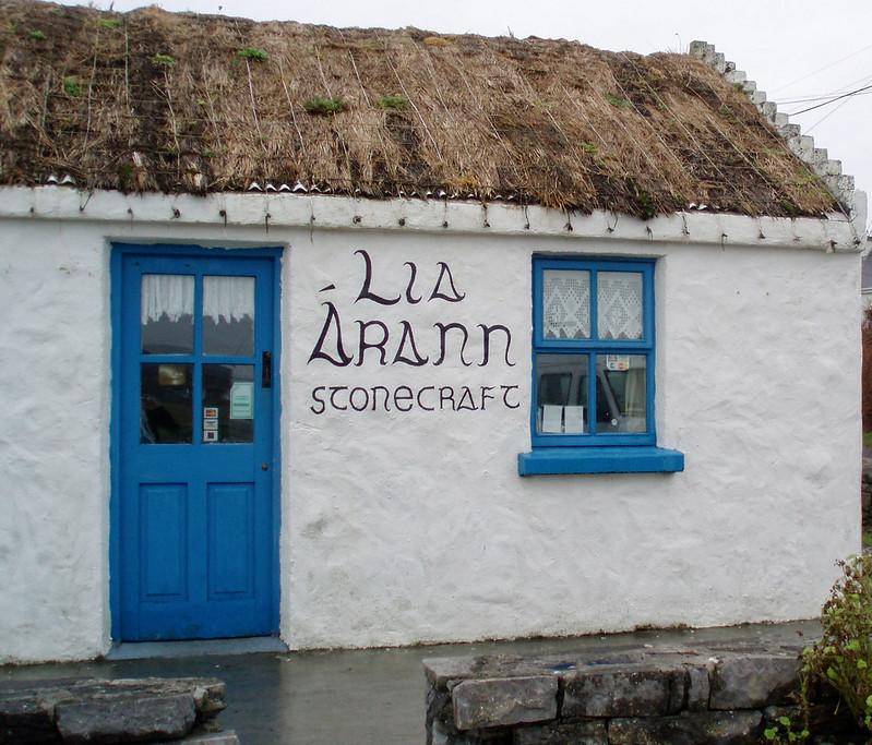 Aran Islands shop