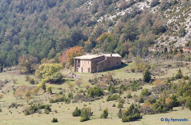 Solsonès 2017 - Exc 03 - Serra de Pratformiu -03- Serra de Miges -01- Plans de Pratformiu -07- Cal Calot -02-