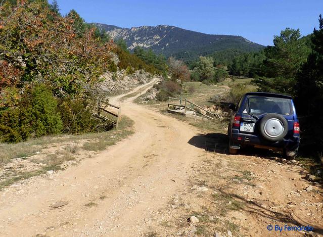 Solsonès 2017 - Exc 03 - Serra de Pratformiu -03- Serra de Miges -01- Plans de Pratformiu -03- Pont de Ca L'Aravé