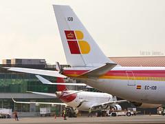 Iberia A346 - EC-IOB