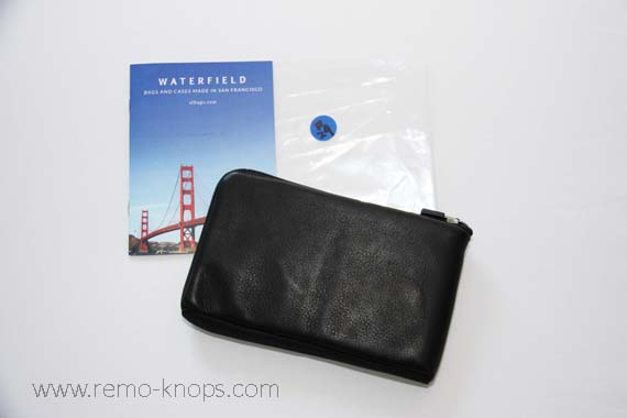 WaterField Finn Wallet review for iPhone 7 Plus 7754