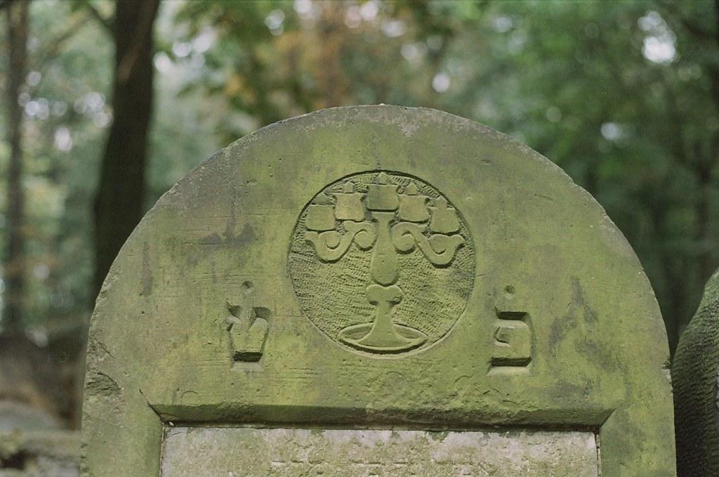 New Jewish cemetery (Miodowa) II - Kraków