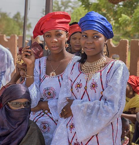 niger agadez girls