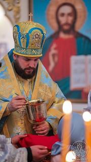Божественная литургия 428