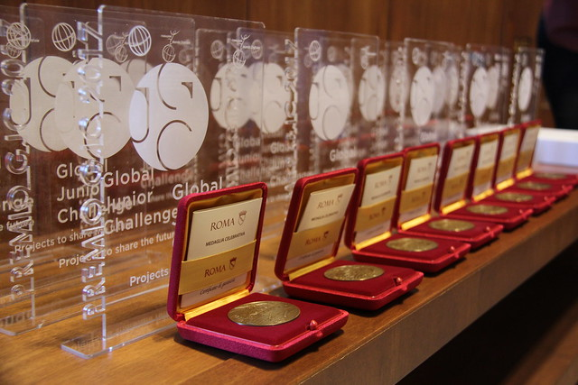GJC 2017 - cerimonia di premiazione