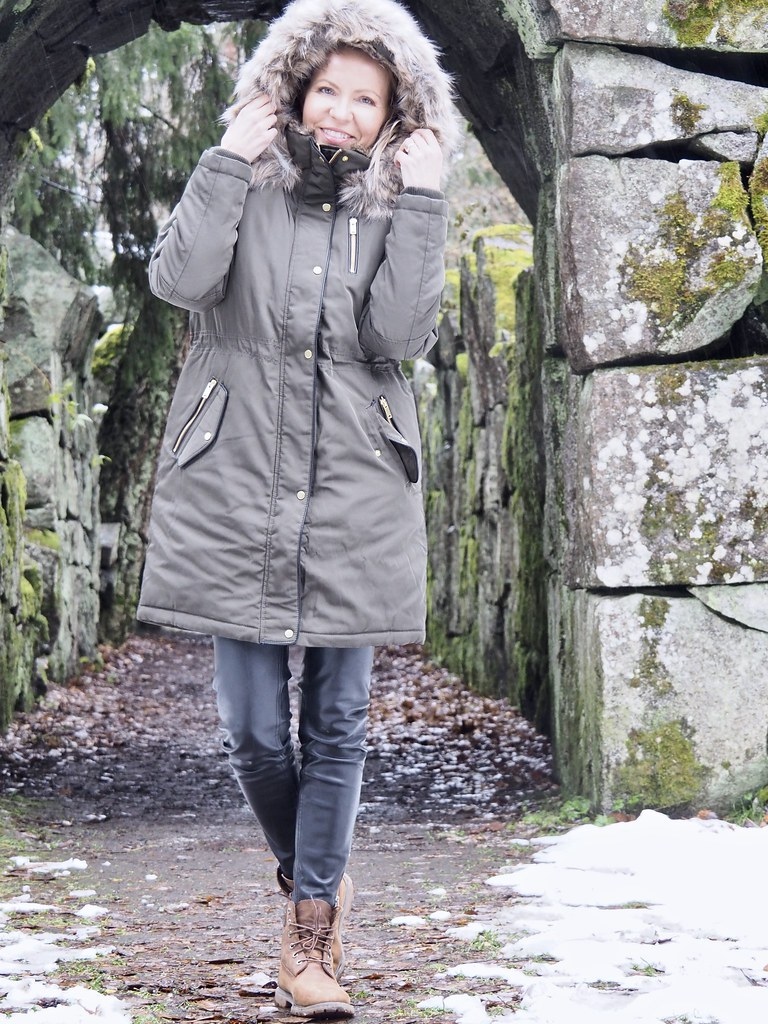 Elin Parka by Oasis Finland