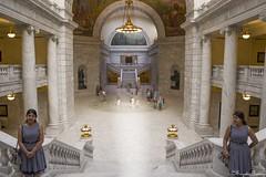 Utah State Capitol 2