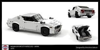 Nissan Skyline GT-R KPGC110 (1973)
