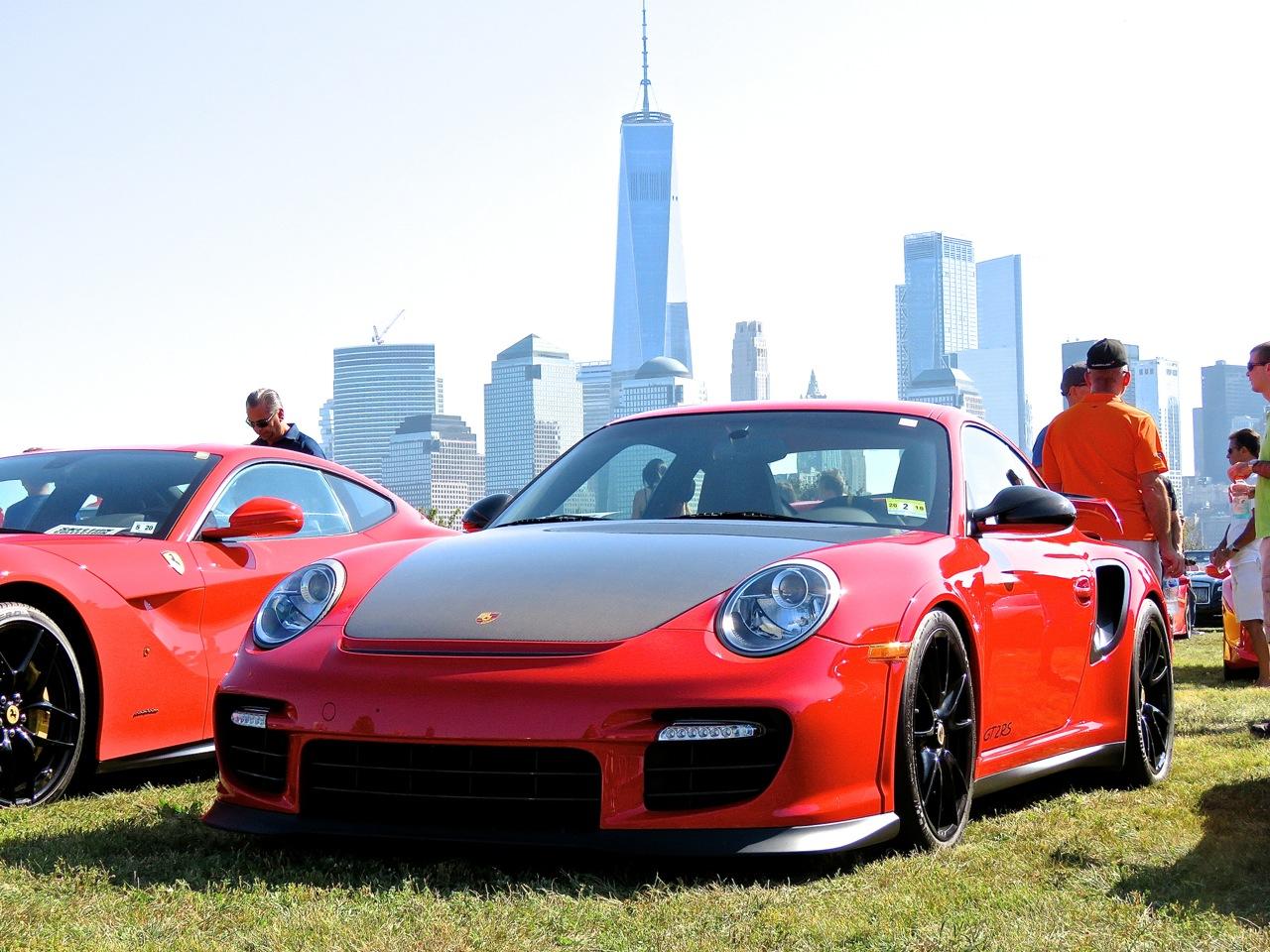 Porsche 997 GT2 RS NYC 1