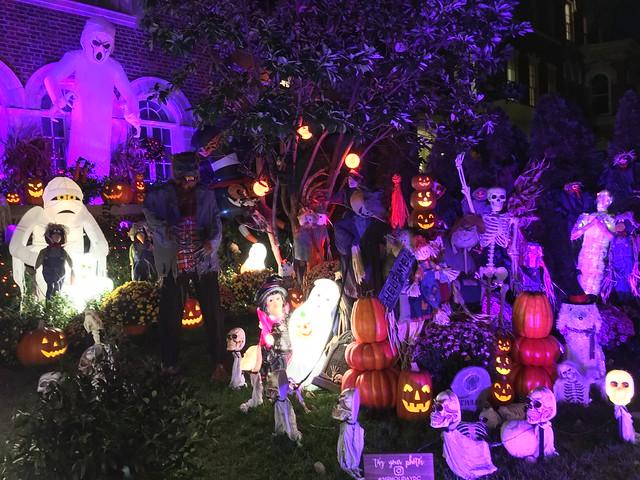 Halloween on 16th 2017