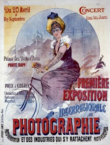 Première Exposition Internationale de Photographie (poster)
