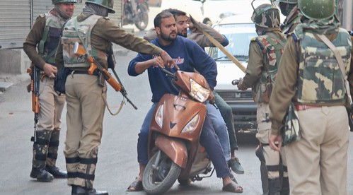 Shifting of Yusuf Mir to Srinagar Central Jail Denounced