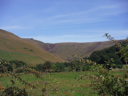 Crowden Tower and Clough