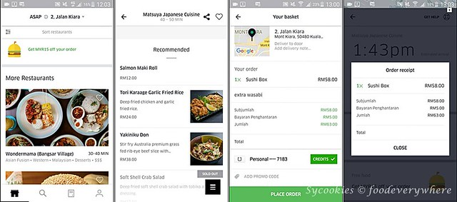 10.UberEATS launches in Malaysia