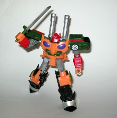 bludgeon transformers robots in disguise 2015 warrior class combiner force hasbro 2017 f