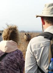 Walking with White Rhino, Mkhaya (14)