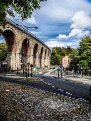 Durham City viaduct.