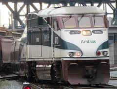 Amtrak #470 EMD F59PHI