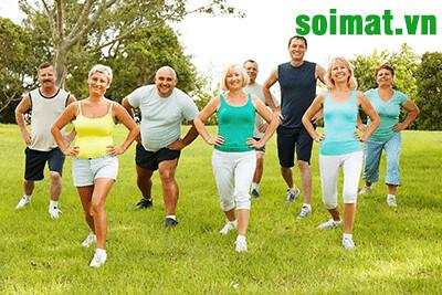 Tập thể dục thường xuyên giúp phòng tránh sỏi mật