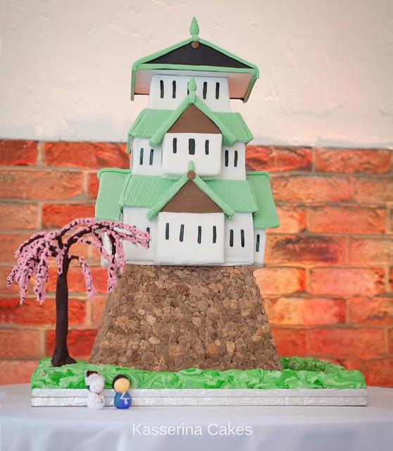Cake by Kasserina Cakes