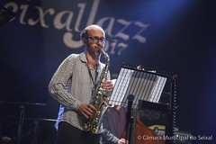 Michaël Attias Quartet @ SeixalJazz