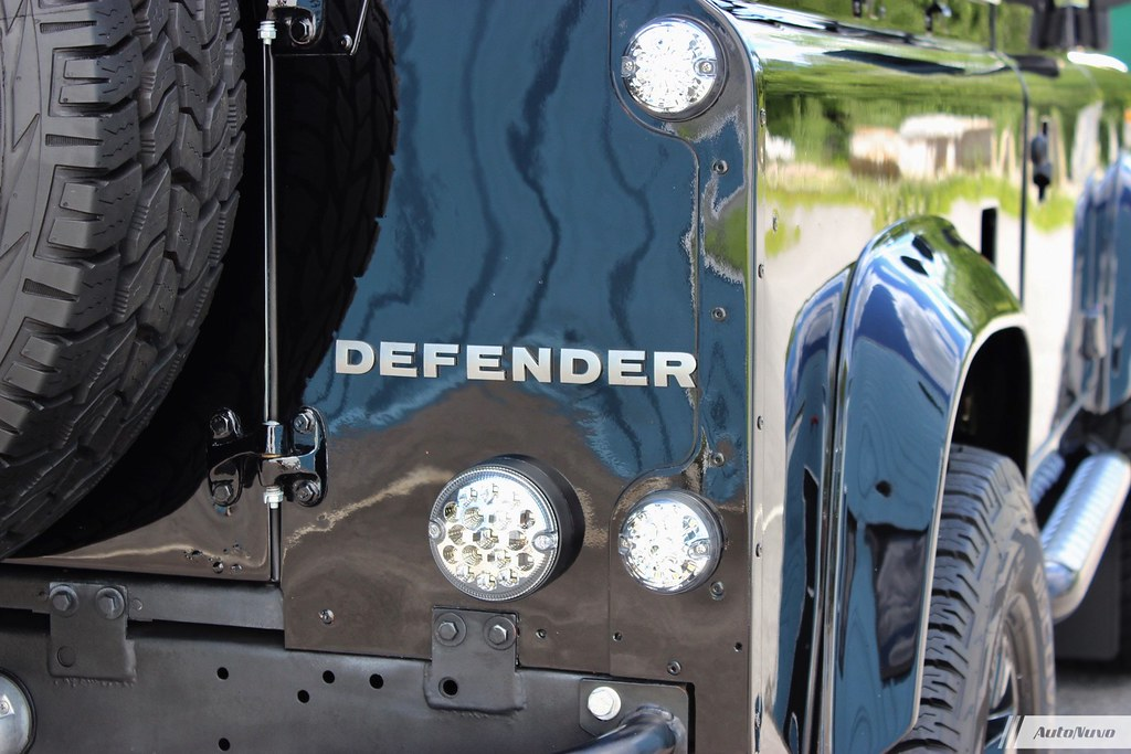Land Rover Defender 90 Project