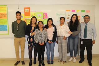 El pasado miércoles 25 de octubre, madres socias de comedores populares del distrito de Independencia finalizaron las asesorías para la construcción de su propuesta de negocio, bajo el modelo CANVAS, esto como parte del Proyecto Mujer Empresaria, organizado por la Universidad San Ignacio de Loyola, a través de su Vicepresidencia de Responsabilidad Social (VPRS) y el Instituto de Emprendedores USIL; en conjunto con la empresa Cálidda Gas Natural del Perú