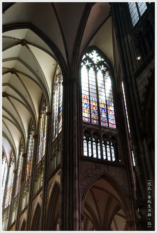 科隆大教堂-71-內部