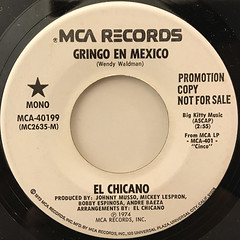 EL CHICANO:GRINGO EN MEXICO(LABEL SIDE-A)