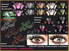 Bliensen + MaiTai - Cyberpunk Gacha Gacha