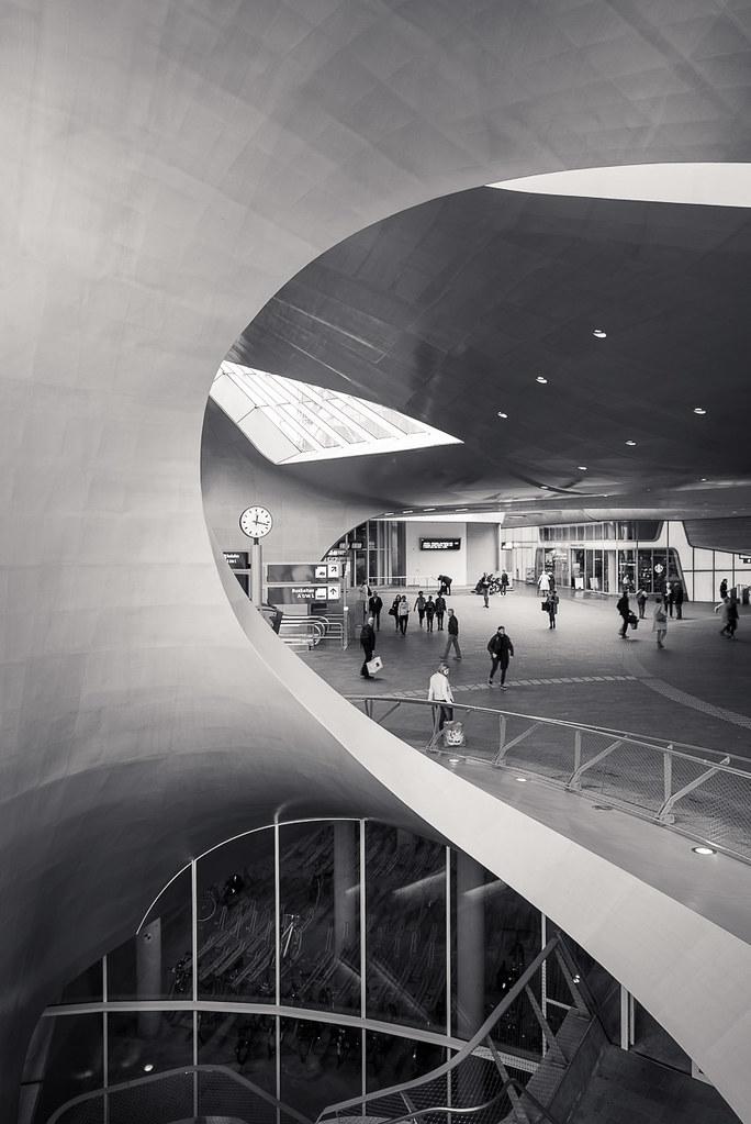 Arnhem, Central Station (8)