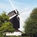 Windmill, at Fryerning, Essex, October 1991