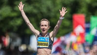 Vrabcová-Nývltová poběží v neděli maraton v New Yorku