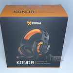 Auriculares KONOR Ultimate Gaming Headset 1