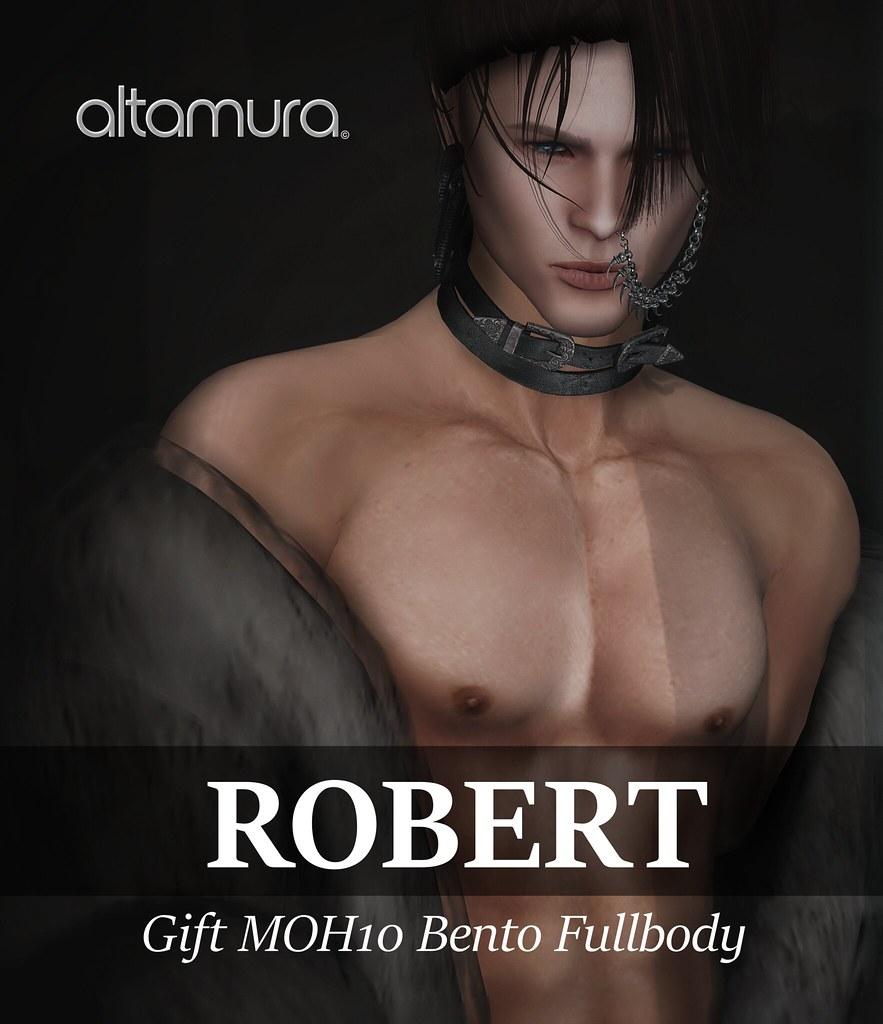 Altamura Robert Full Body Bento MOH10 gift