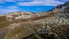 Ośrodek narciarski Hatsvali 3000m -punkt startowy wyprawy na Tetnuldi.
