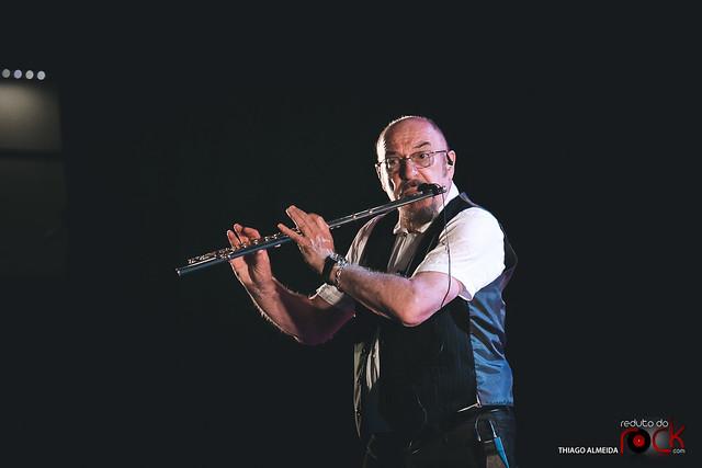 Jethro Tull por Ian Anderson em São Paulo