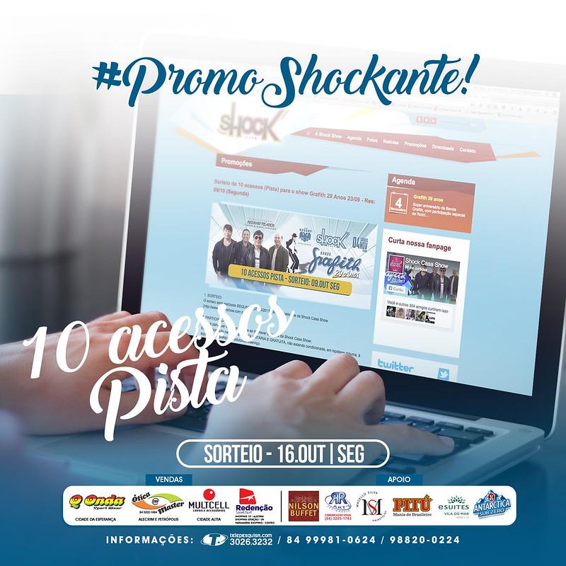 Shock 04.Nov - Promo Shockante 2