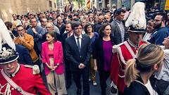 dg., 24/09/2017 - 16:24 - Mercè 2017. L'alcadessa participa als actes de la Mercè 2017