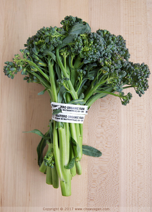 Broccolini | Chow Vegan