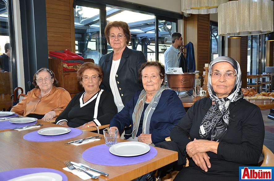 Alanya Kadınları Yardımlaşma Derneği 5 çayı etkinliği -6