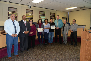 Board of Education 2017-18 Recognitions and Celebrations