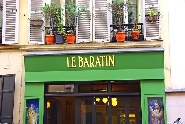 Le seul bar de Paris