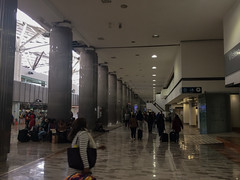 Departures Terminal at Mexico City International Airport