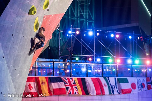 IFSC World Cup Xiamen 2017