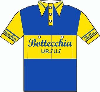 Bottecchia - Giro d'Italia 1954