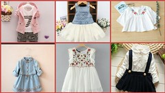 top stylish kids dresses buy online in sale price - link in description