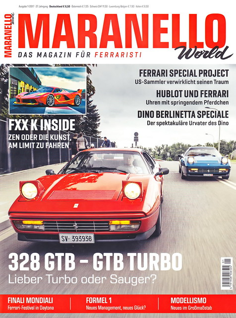 Maranello World 1/2017